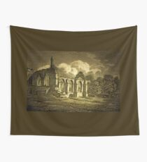 Bolton Abbey Priory, Wharfedale, North Yorkshire, England (founded 12th century) (2) Wall Tapestry