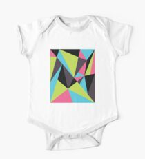 Triangle Composition Kids Clothes