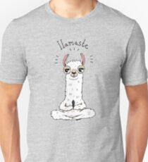 Llamaste Slim Fit T-Shirt