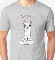 Llamaste T-shirt ajusté