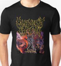 Die Todesengel-Schöpfung Slim Fit T-Shirt