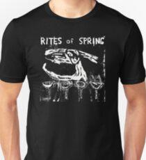 Rites of Spring (prior to fugazi) Unisex T-Shirt
