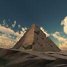 Stone Pyramid by JoreJj Z. Elprehzleinn