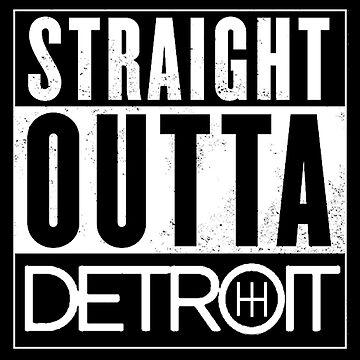 Shift Shirts Detroit Racing – American Muscle Inspired by ShiftShirts