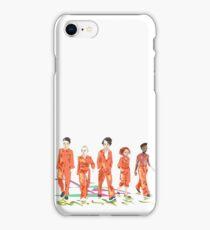 #4 misfits iPhone Case/Skin