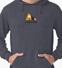 Shift Shirts Two Seconds – Autocross Racing Inspired Lightweight Hoodie
