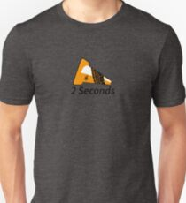 Shift Shirts Two Seconds – Autocross Racing Inspired Slim Fit T-Shirt