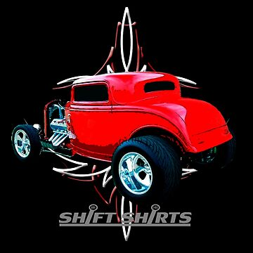 Shift Shirts Bomb Hot Rod by ShiftShirts