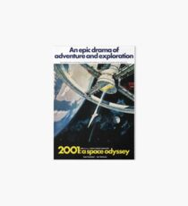 2001: A Space Odyssey Art Board