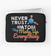 Science Atom Chemistry Laptop Sleeve
