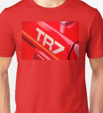 The art of the car: Triumph TR-7 < T-Shirt