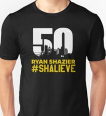 e1b2e8bf Ryan Shazier Shalieve T-shirt Slim Fit T-Shirt