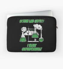 Natural science chemistry laboratory Laptop Sleeve