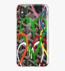 Abstrack Goyard Case and Skin iPhone Case