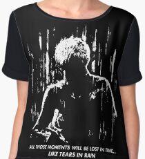 Blade Runner - Like Tears in Rain Chiffon Top
