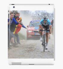 Tom Boonen iPad Case/Skin
