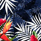 Bold Tropical Paradise Design by oursunnycdays