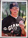 376 - Jason Brester by Foob's Baseball Cards