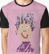 Gigi - Martin Boisvert - Face à flaques T-shirt graphique