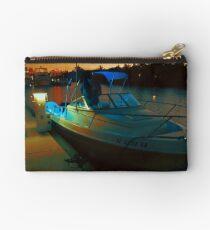 Sunset Boat Studio Pouch