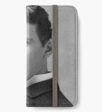 Nikola Tesla Portrait iPhone Wallet/Case/Skin