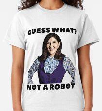 Janet not a robot Classic T-Shirt