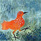 Bird Brain Rain Dance by Susan Greenwood Lindsay