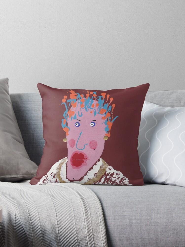 « Gertrude - Martin Boisvert - Face à flaques » par Martin Boisvert
