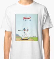 Yasiel Puig Classic T-Shirt