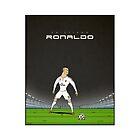 Cristiano Ronaldo by Jack Chadwick