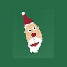 « Père Noël - Santa Claus » par Martin Boisvert