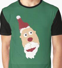 Père Noël - Santa Claus T-shirt graphique