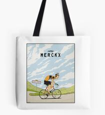 Eddy Merckx Tote Bag