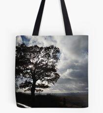 November Country Lane Tote Bag
