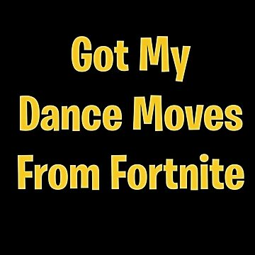 how to do dance moves from fortnite