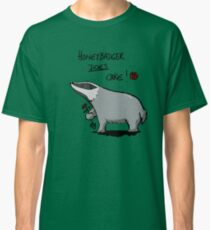 Honeybadger does care! Classic T-Shirt