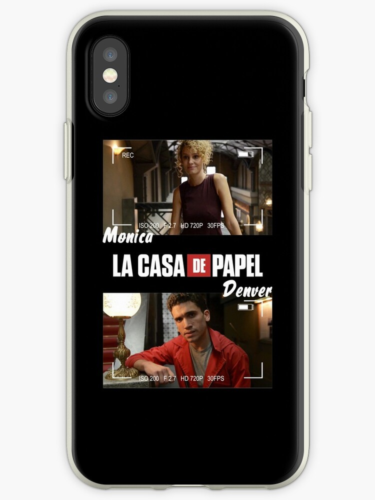 coque iphone xr la casa de papel