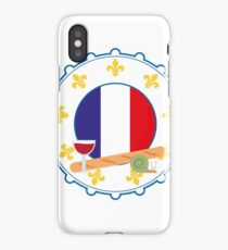Love For France iPhone Case