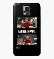 Berlin - La Casa De Papel Case/Skin for Samsung Galaxy
