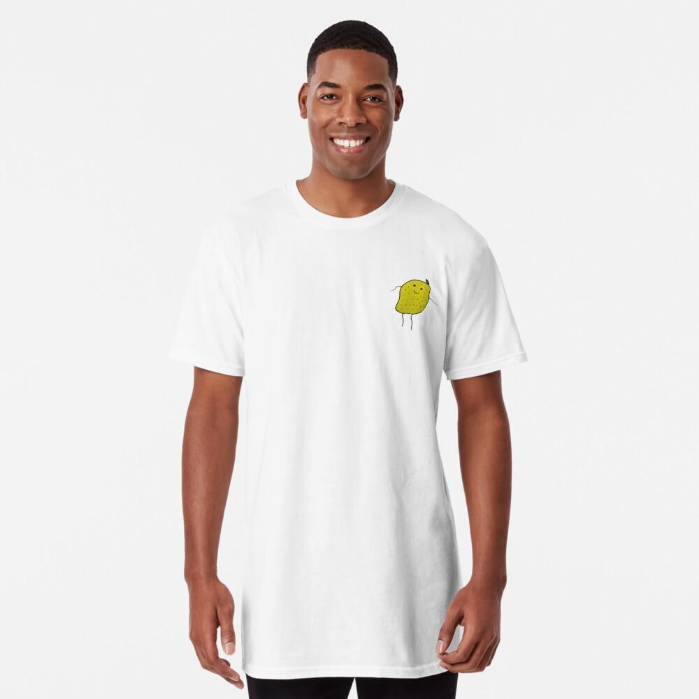 Zitronen Junge Longshirt