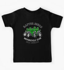 Raptor Squad Motorcycle Club Kids Clothes