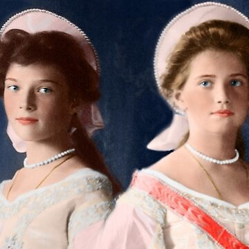 OTMA 1910 Formals - Colorized by Laurynsworld