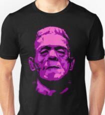 Frankenstein - A study in Pink Unisex T-Shirt