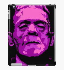 Frankenstein - A study in Pink iPad Case/Skin