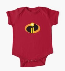 The Incredibles 2 One Piece - Short Sleeve
