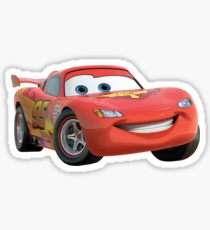 Lightning McQueen Sticker