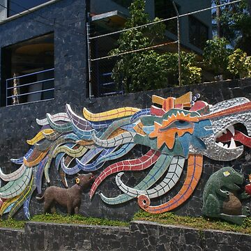 Diego Rivera's Quetzalcoatl by BlackDogCountry
