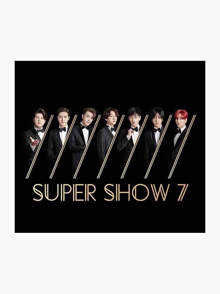 Super Junior Super Show 7 | Photographic Print