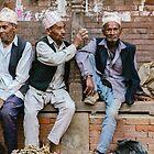 The Boys of Bhaktapur by Valerie Rosen