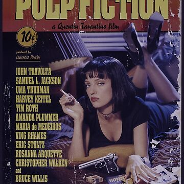 Pulp Fiction Poster by svene